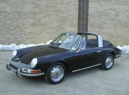 A potted Porsche 911 History - 1956 to 1999 1