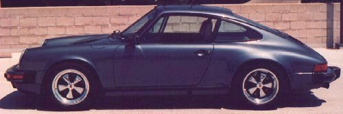 A potted Porsche 911 History - 1956 to 1999 2