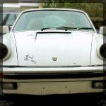 One day I found an old Porsche 911 6