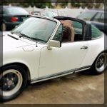 One day I found an old Porsche 911 4