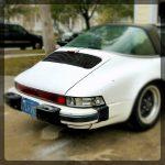 One day I found an old Porsche 911 1