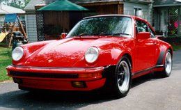 A potted Porsche 911 History - 1956 to 1999 3