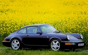 A potted Porsche 911 History - 1956 to 1999 4
