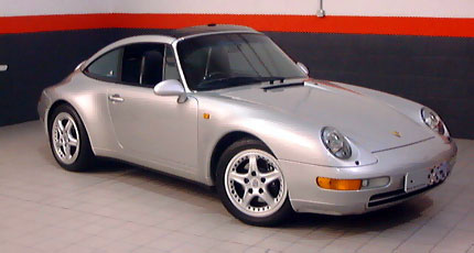 A potted Porsche 911 History - 1956 to 1999 41