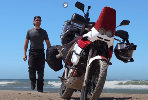 Pedro Mota is taking motovlogs to a whole new level 3