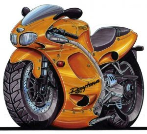 So, I've decided its time to go looking for a Curvy Triumph Daytona 79